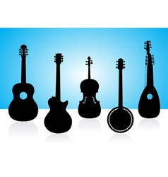 String instruments vector