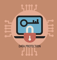 Data encryption and protection vector