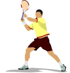 Al 0322 tennis 02 vector