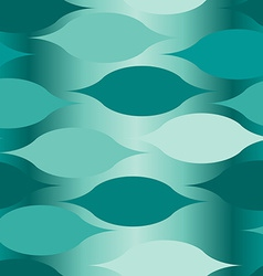 Seamless UFO pattern vector image vector image