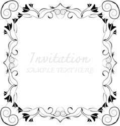Abstract background with antique vector