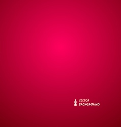 Abstract Pink - Red Background vector image