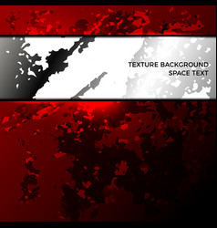 background texture red vector image