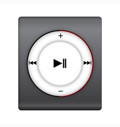 Music player3 vector