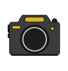 camera icon image vector image