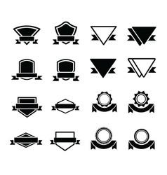 Design label 16 item vector