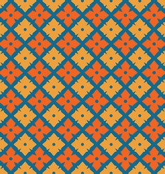 Papaya leaf pattern 1 vector image