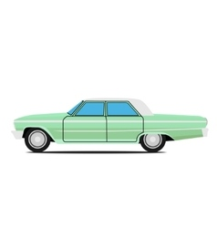 Old car vector