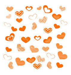 Background to the heart for vector