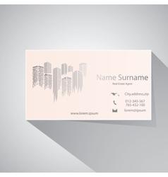 Calling card vector