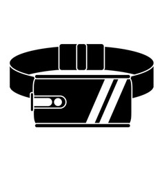 headset video game concept pictogram vector image