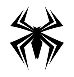 spider bug insect graphic vector image
