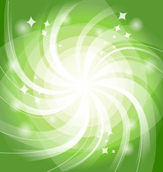 Bright background with twist vector image