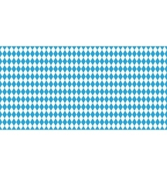 Seamless oktoberfest blue background vector