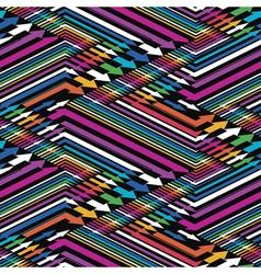 arrows ornament vector image