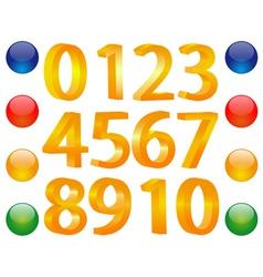 Numeral vector