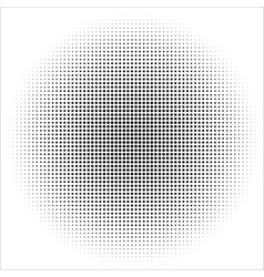 Halftone pattern background texture vector