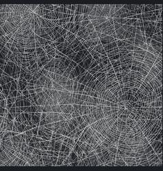 Halloween holiday background spider web background vector