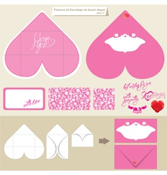 Envelope love 1 380 vector