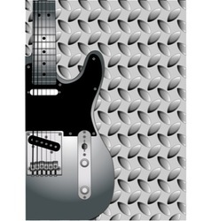 Country Metal vector image