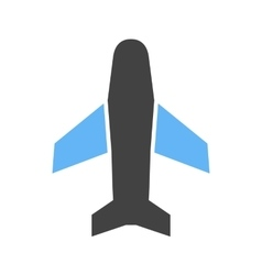 Aero plane passenger vector