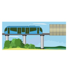 Monorail vector