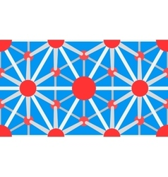 Molecule pattern vector