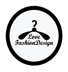 fashion design vector image vector image
