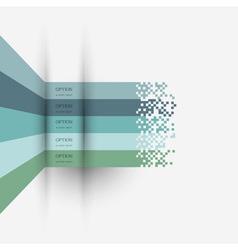 Infographics design variation 3 vector