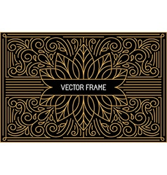 Poster design template and greeting card with copy vector