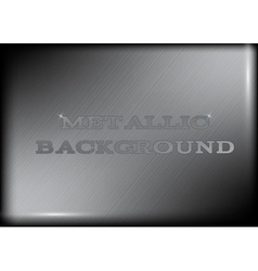 Realistic metallic background tecstureseps 10 vector