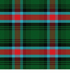 Seamless pattern scottish tartan georgia vector
