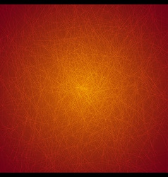 Grunge texture background on red vector
