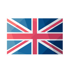 United kingdom abstract background vector