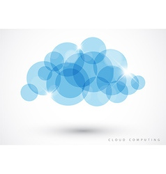 Cloud computing - vector