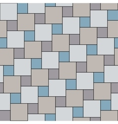 Pastel grey tiles seamless pattern vector