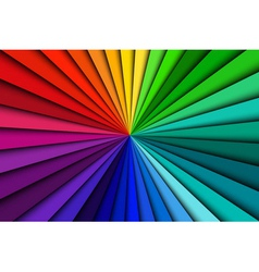 background spectrum lines vector image vector image