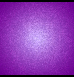 Grunge texture background on violet vector