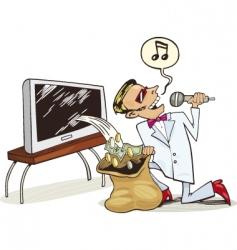 Copyrights profit vector