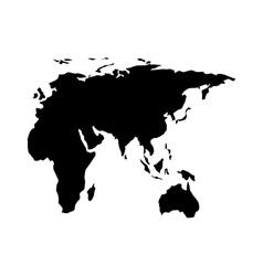 European continent design vector image vector image