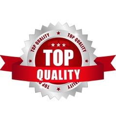 Top quality button vector