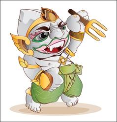 Hanuman vector