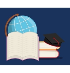 School design education concept learning icon vector