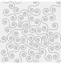 Geometric simple black and white minimalistic vector