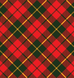 Tartan fabric texture diagonal little pattern vector