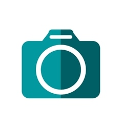 Camera icon technology design graphic vector