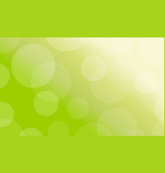 Light green background of abstract vector