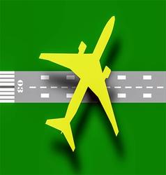 Runway vector