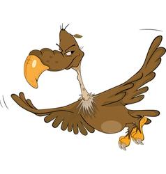 American condor vector