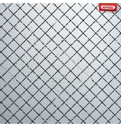 Seamless cross hatch pattern vector